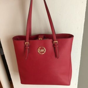 Michael Kors Jet Set North South Tote